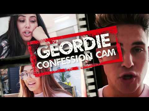 GEORDIE SHORE 15 | MARNIE AND ABBIE'S SEXY TASH-ON | 1502 CONFESS CAM | MTV UK