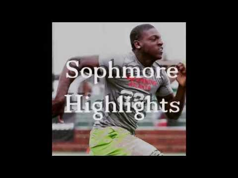 "Derrick Smith Sophomore Football Highlights ""Fleming Island High School"""