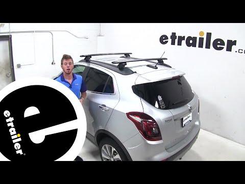 etrailer|Rhino Rack Roof Rack Review - 2018 Buick Encore