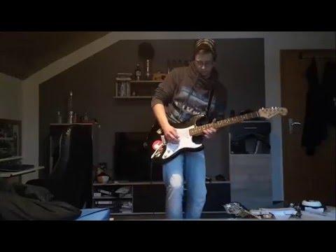 Böhse Onkelz - Paradies(Guitar Cover)