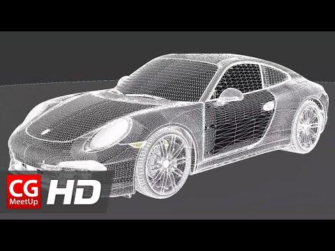 """CGI VFX Breakdown HD: """"Making of Porsche Black Edition"""" by Storz & Escherich"""