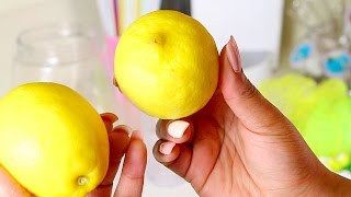 Easy Trick For Fast Weight Loss + GIVEAWAY