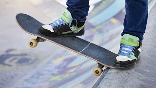 Скейтбординг - профи на скейте