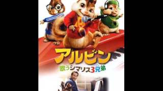 Alvin and the Chipmunks - Naruto OP3 (Kanashimi wo Yasashisa Ni)