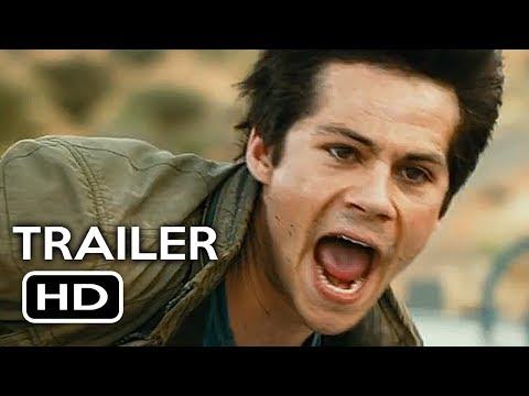Maze Runner 3: The Death Cure Official Trailer #1 (2018) Dylan O'Brien, Kaya Scodelario Movie HD
