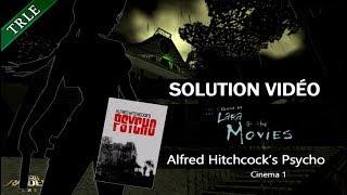 [TRLE] Lara At The Movies (2004) - #04 - Cinema 1 - Alfred Hitchcock