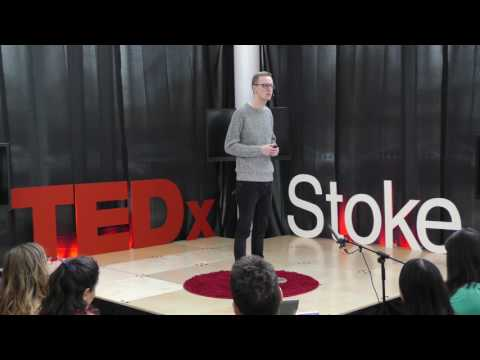 Kickstarting Your Dreams: 99 Doors But You Only Need 1 | James Adams | TEDxStoke