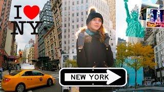 ПУТЕШЕСТВИЕ В НЬЮ-ЙОРК | ДЕНЬ 3 | NEW YORK 3.11.16(Третий день нашего путешествия. Мы едем из Вашингтона в Нью Йорк. Погуляем по Time Square, на месте где были башни..., 2016-11-08T04:22:17.000Z)