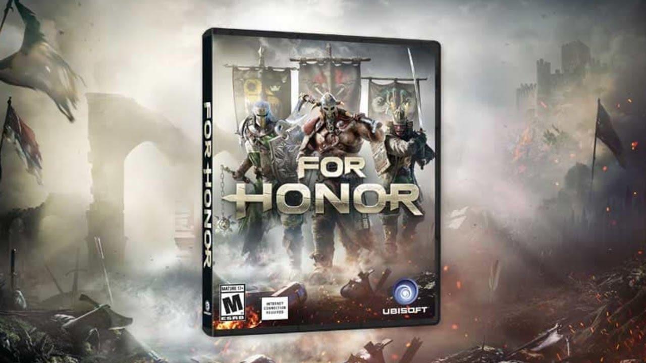 For Honor《榮耀戰魂》PC中文版 - YouTube
