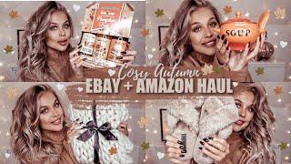 SUPER COSY AUTUMN EBAY + AMAZON HAUL: Home Decor, Fashion, Beauty + More