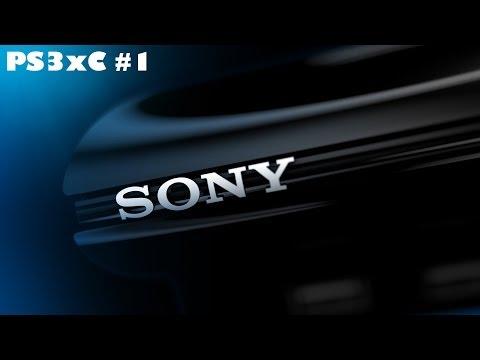 Распаковка и подключение Консоли PlayStation 3 (unboxing rus)