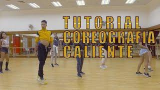 Lali Ft. Pabllo Vittar - Caliente L Tutorial Coreografia - Vlog Do Hive #6