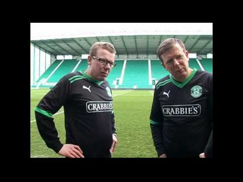 The Proclaimers on Hibernian TV