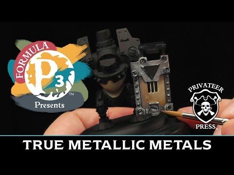 Formula P3 Presents: True Metallic Metals