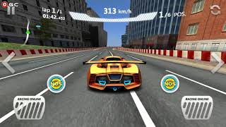 Sports Car Racing / Moḃile Racing Game Simulator / Android Gameplay FHD #13