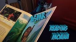 [ASMR] Reading You To Sleep - Moana
