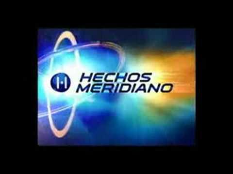 CORTINILLAS Y TEMA MUSICAL DEL NOTICIERO HECHOS DE TV A  Doovi