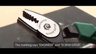 Introducing the SCREW EATER (PZ-22) (English)