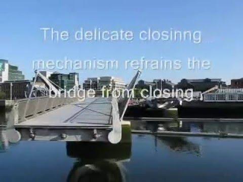 Dublin Sean O'Casey Bridge
