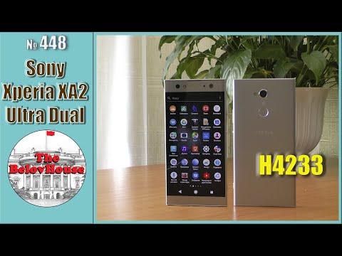 """Отзыв за 5 месяцев о брутальном смартфоне """"Sony Xperia XA2 Ultra Dual"""" (H4233)"""