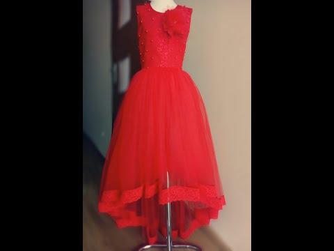Сшить нарядное платье для девочки 12 лет