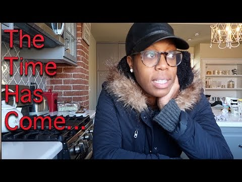 The Time Has Come   Britt's Space   A Vlog