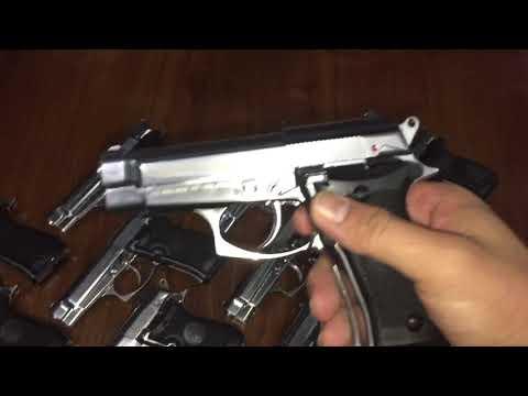 M84 silver stok terbatas