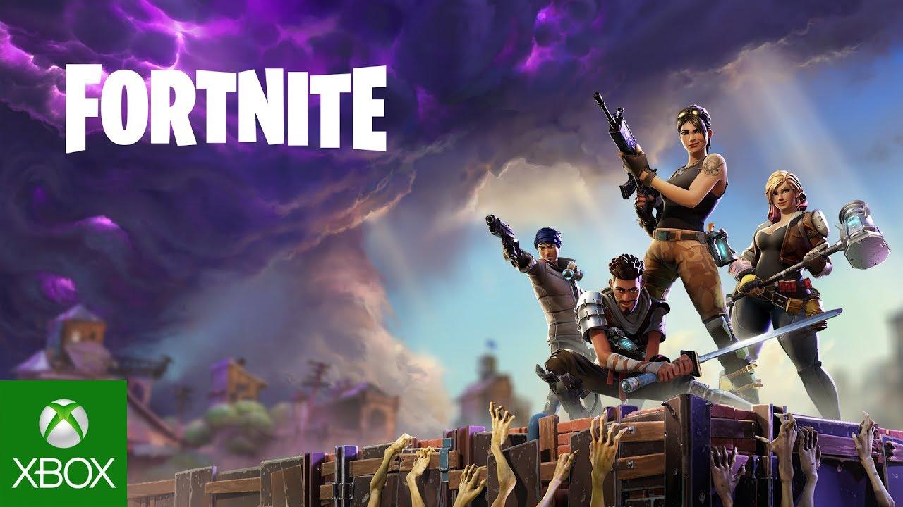 fortnite e3 2017 gameplay trailer - fortnite 2017