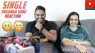 Single Pasanga Song Reaction | Malaysian Indian Couple | Natpe Thunai | Hiphop Tamizha