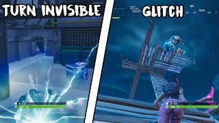 NEW INVISIBLE GODMODE GLITCH | FREE WINS EVERY FORTNITE GAME GLITCH