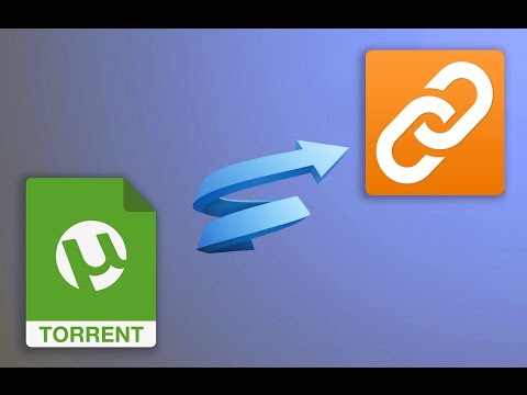 Convert Torrent links to Direct links (9 GB FREE STORAGE)