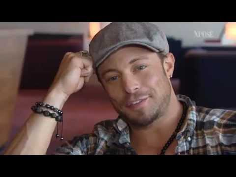 Duncan James - Interview during rehearsals for Chicago (Dublin, 01.08.2012)