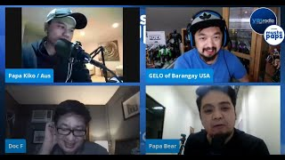 Musta Paps: Episode 5 | Bakit It's More Fun pa rin in the Philippines | guest Gelo Coolot