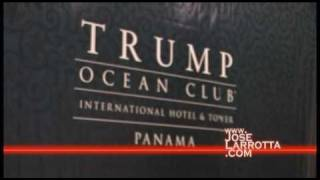"Ivanka Trump exclusive at ""Trump Ocean Club Panama"""