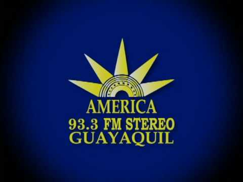 SPOT RADIO AMERICA 93.3 FM GUAYAQUIL - ECUADOR