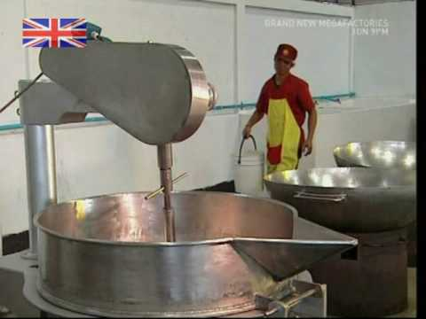 How Sweet Thai Chilli Sauce Is Made