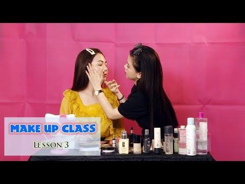 [ĐẸP] Make up class | Học cách đánh nền siêu hoàn hảo - Lesson 3