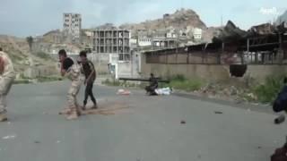 تقدم للجيش والمقاومة اليمنيان في جبهة نهم