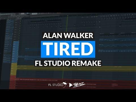 Alan Walker - Tired (Instrumental/FL Studio Remake)