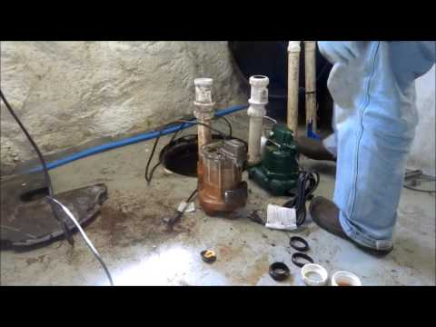 Sump Pump Installation and Repair in The Colony