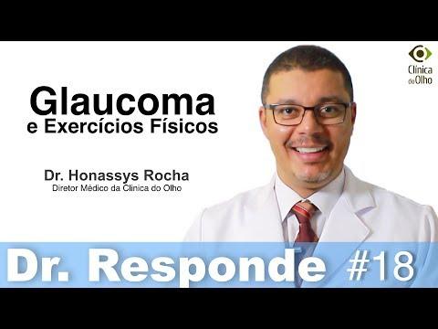 Dr. Honassys Responde #18 Glaucoma e exercício físico