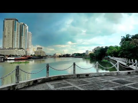 Wow Enhanced Old Manila Fort Santiago Pasig River