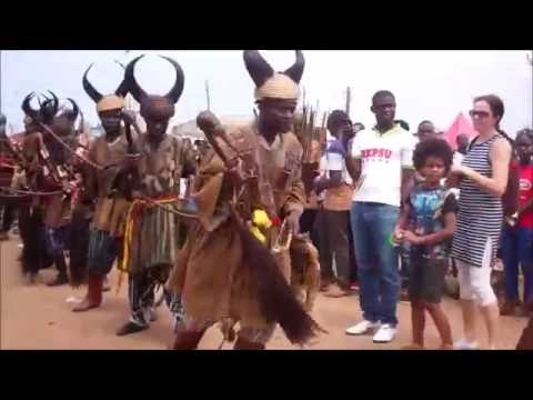 Northern Ghana displays rich culture @ Ghana Carnival