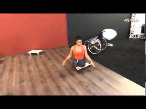 Lulu DAK Amputee - Video Clip 1