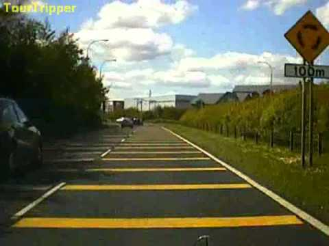 Road trip from Athenry Co. Galway to Galway City