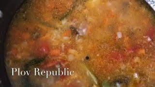 Рисовый суп Мастава суп mastava Простые рецепты cooking