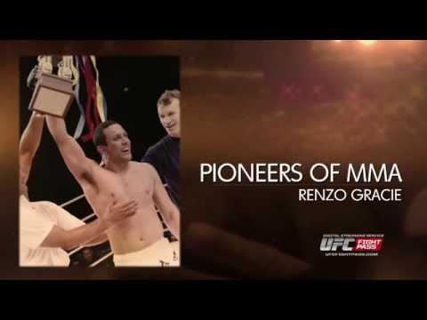 Pioneers of MMA: Renzo Gracie