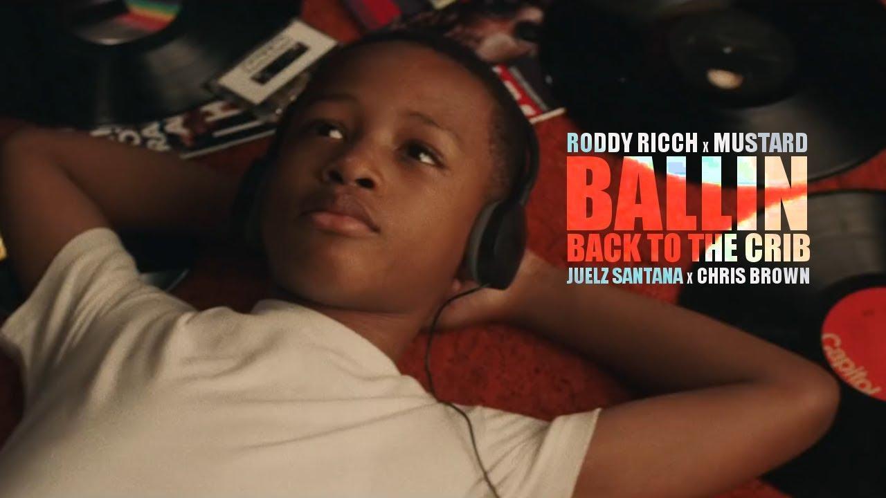 Roddy Ricch x Juelz Santana x Chris Brown - Ballin Back To The Crib