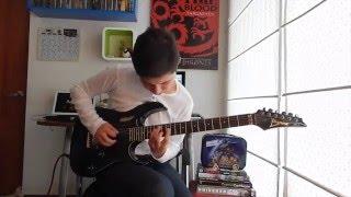 La Cruz de Santiago - Finisterra Ópera Rock [Mägo de Oz Cover]