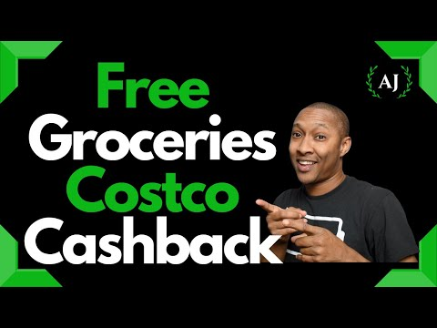 FREE GROCERIES Each Year With The Costco Executive Membership And Costco Credit Card!